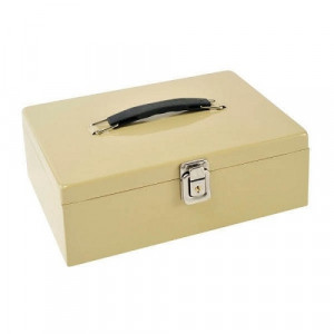 MMF Cash Lock Box with latch