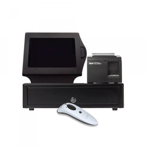 Retail Bundle with Scanner