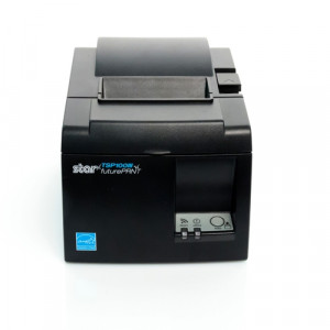 Star Micronics TSP143III Bluetooth Printer, Black