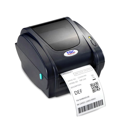 TSC TDP-244 USB Desktop Label Printer 500 Corrected