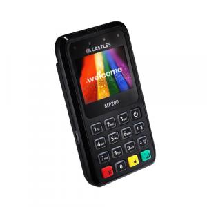 Corrected Castles MP200 EMV PIN Pad Card Reader