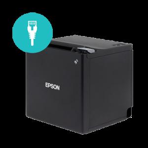 "Epson TM Series 3"" Compact Ethernet Printer"