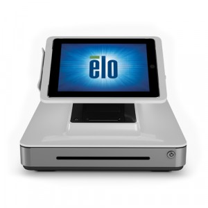 Elo PayPoint All-In-One Printer and Cash Drawer, White