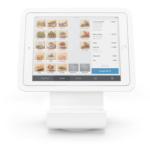 """Square Stand for iPad Air 1/2, Pro 9.7"""""""